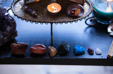 Crystal Healing Gems & Gifts