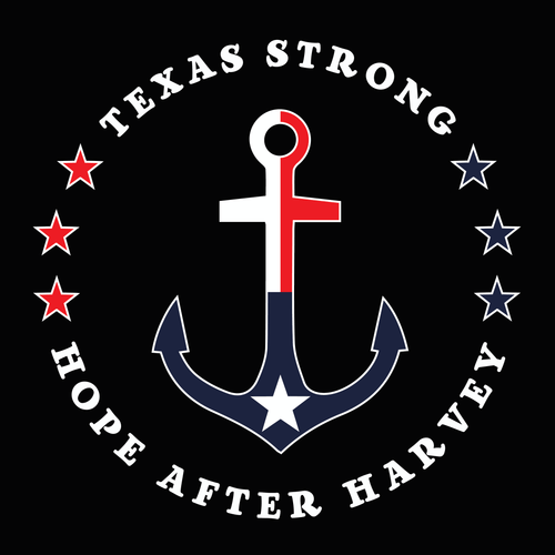 Texas Strong Decal
