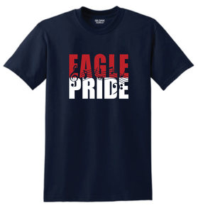 Veterans Memorial Eagle Pride- Band/Orchestra/Choir School Colors