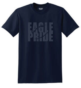 Veterans Memorial Eagle Pride- Football Fade