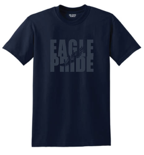 Veterans Memorial Eagle Pride- Track Fade