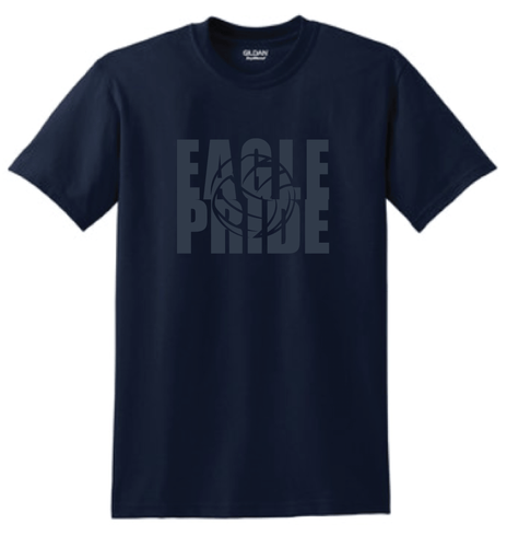 Veterans Memorial Eagle Pride- Volleyball Fade