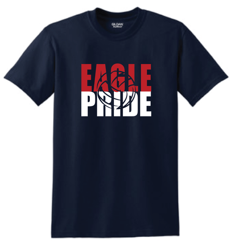 Veterans Memorial Eagle Pride- Volleyball School Colors
