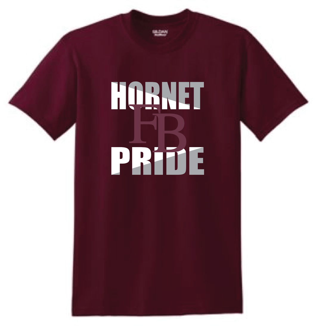 Flour Bluff Pride- FB in Middle