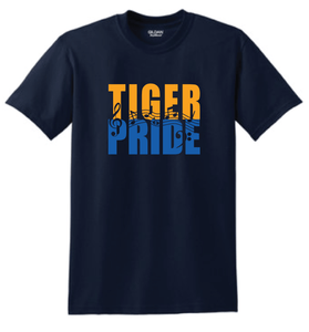 Carroll Tiger Pride- Band/Orchestra/Choir School Colors