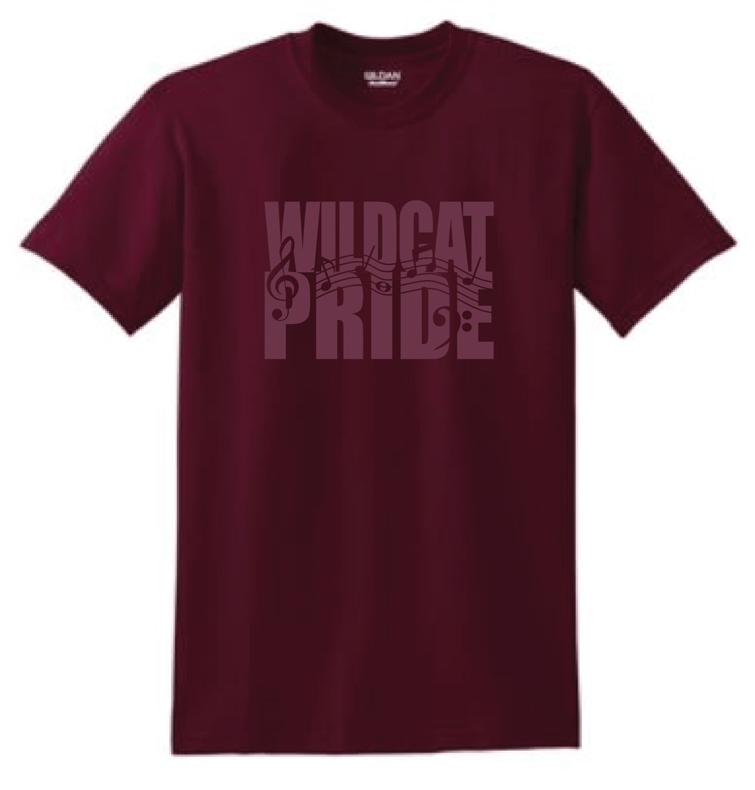 Calallen Wildcat Pride- Band/Orchestra/Choir Fade