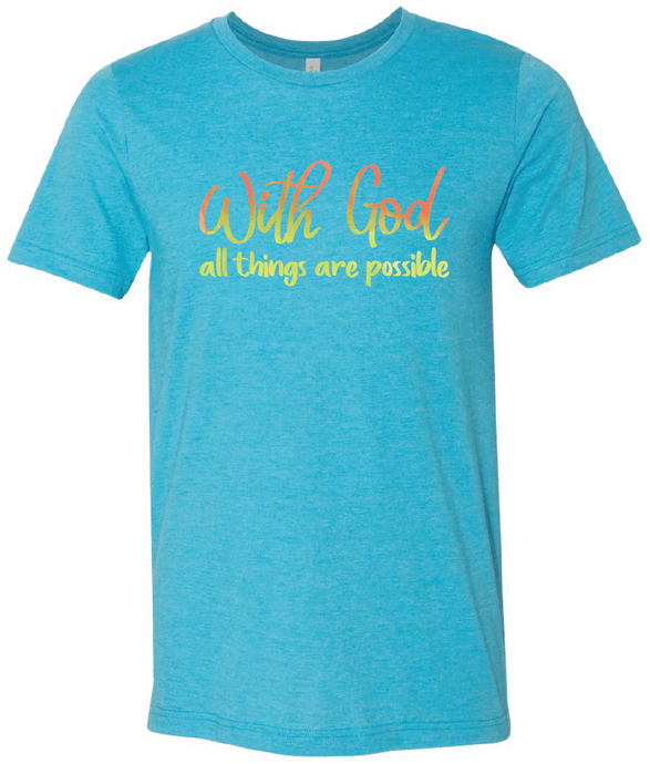 With God T-Shirt