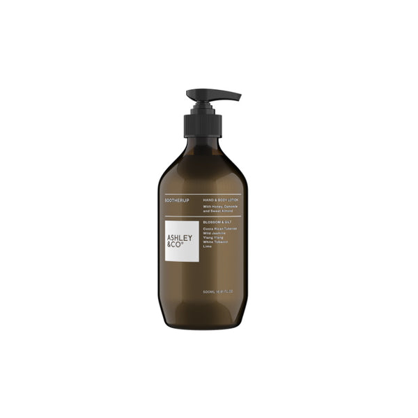 Ashely & Co Sootherup - Blossom & Gilt 500ml