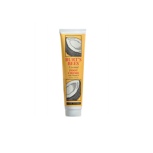 BURTS Foot Cream Coconut 123g