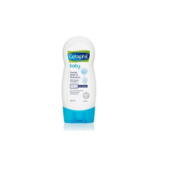 CETAPHIL Baby Wash & Shampoo 230ml