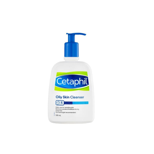 CETAPHIL Cleanser Oily Skin 500ml