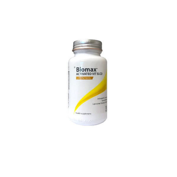 Coyne Healthcare BioMax Activated B Complex Liposomal 30VC