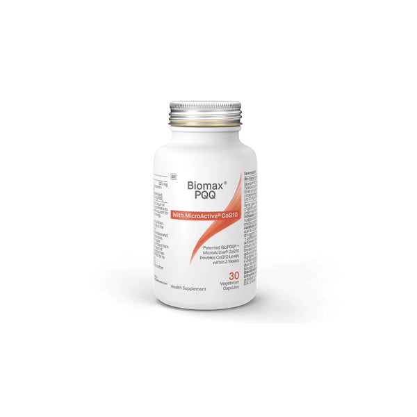 Coyne Healthcare Biomax PQQ with CoQ10 Complex 300mg 30VC