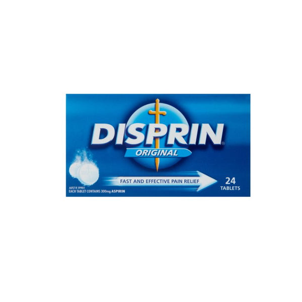 DISPRIN Original 300mg 24 tablets