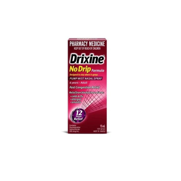 DRIXINE No Drip Orig. Pump Sp 15ml