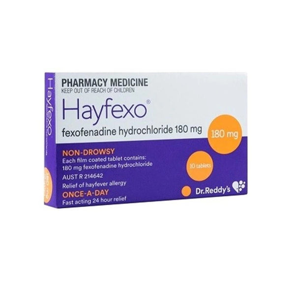 Dr Reddy Hayfexo 180mg 70 tablets
