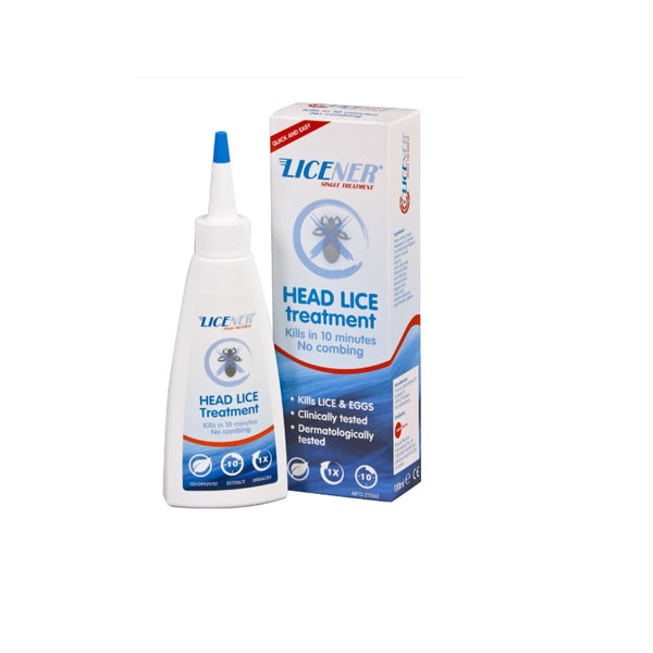 Licener Head Lice Treatment 100ml