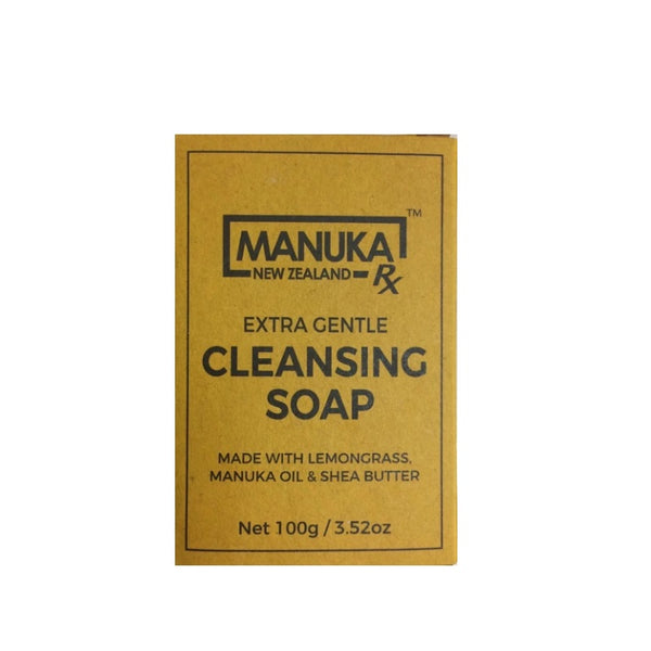 MANUKA RX Cleansing Soap 100g