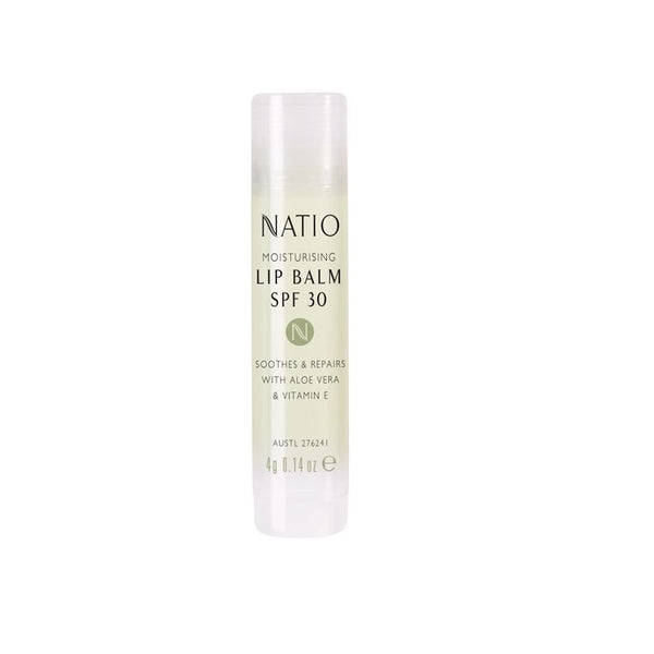 NATIO Moist Lip Balm SPF30+ (71011)