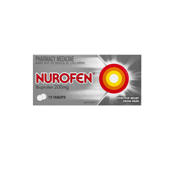 NUROFEN Tablets 72s