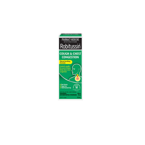 ROBITUSSIN Cough&Chest Cong 100ml