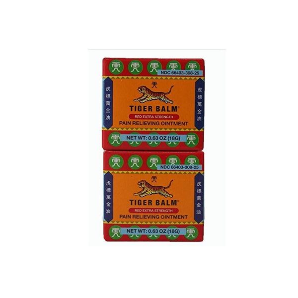 TIGER Balm 18g Red Extra Strength