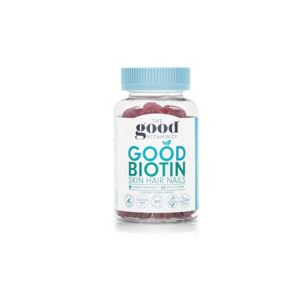 The Good Vitamin Co. Good Biotin Hair Skin Nails 60s