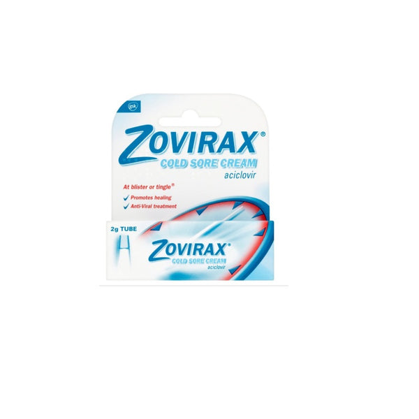 ZOVIRAX Cream Tube 2g