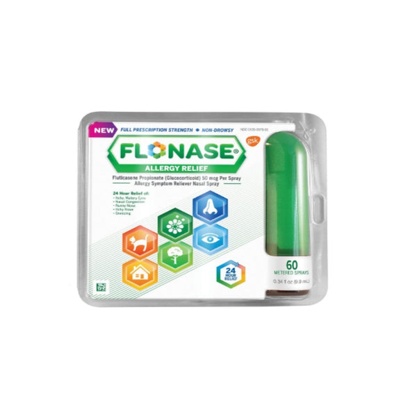 FLIXONASE 24hr Nasal Spray 120d BP