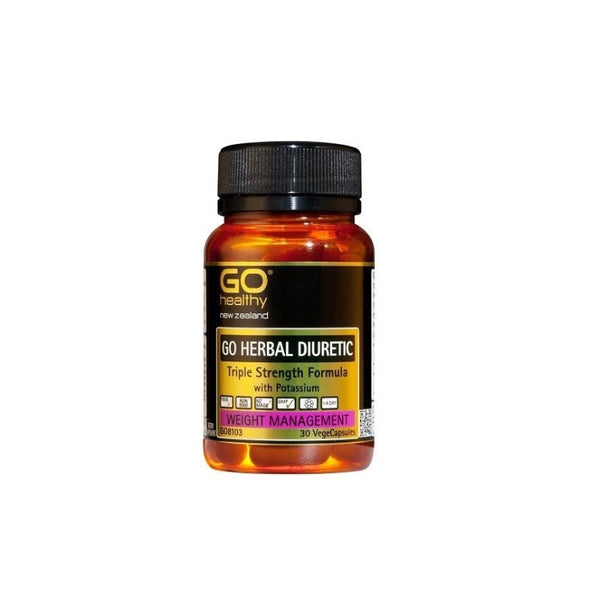 GO Herbal Diuretic 30vcaps