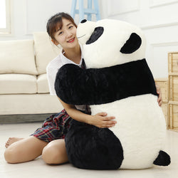 Cute Giant Panda Plush Stuffed Doll - Voilet Panda Store