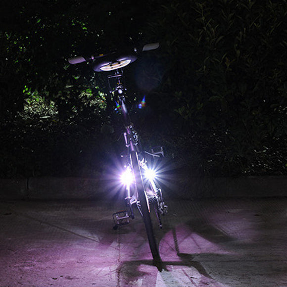 Silicone LED Bike Bicycle Front Head Lights