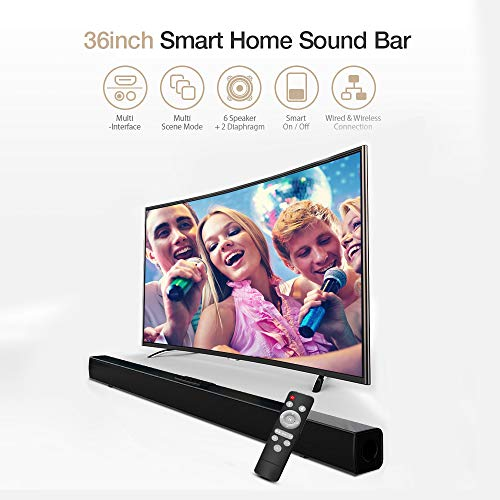 Wireless Sound Bars for TV