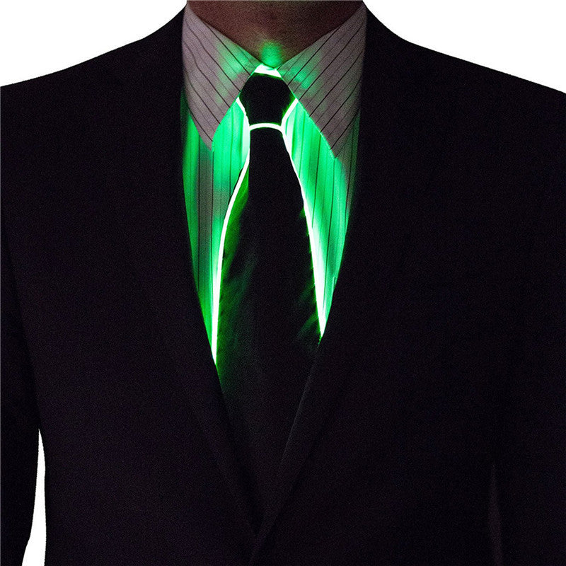 Glowing Party Tie LED