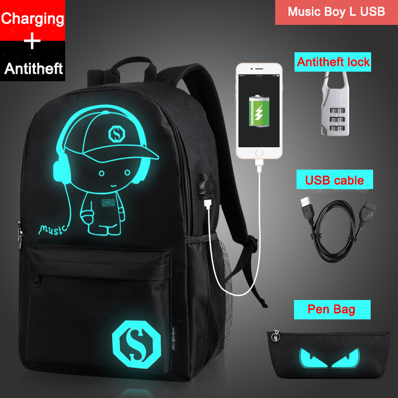 New Led Backpack