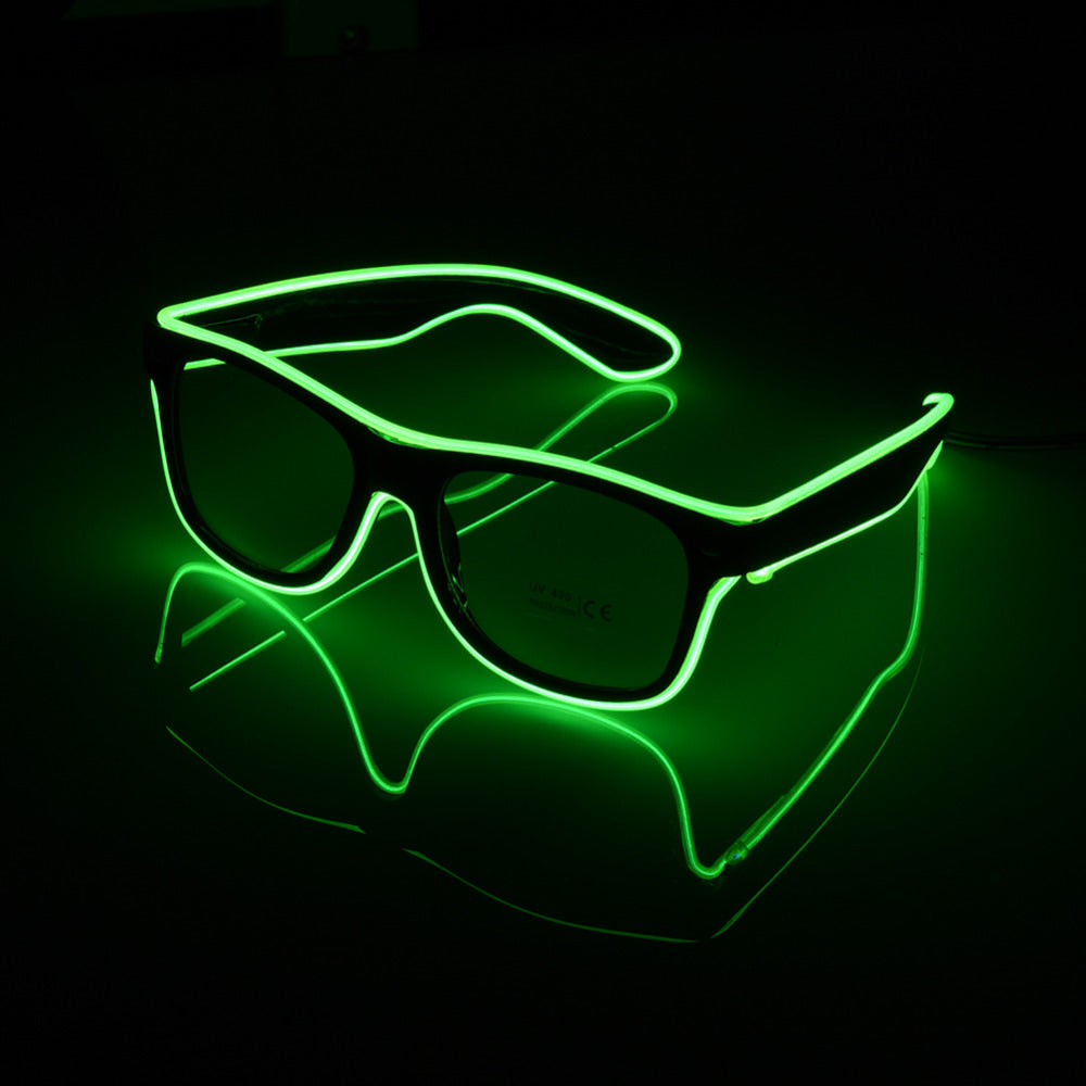 Glowing Party Glasses LED