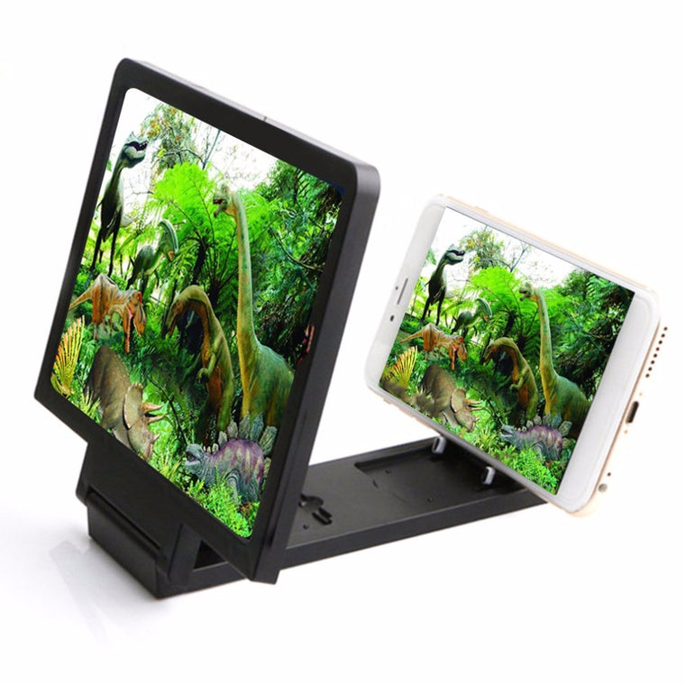 HD Foldable Portable Mobile Phone Screen