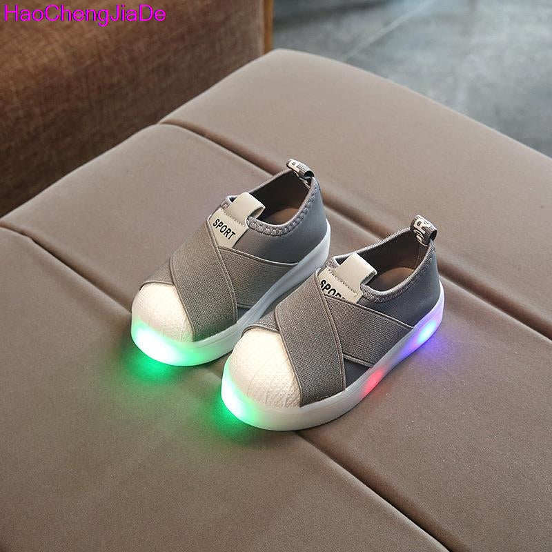 Kids Canvas Sport Led