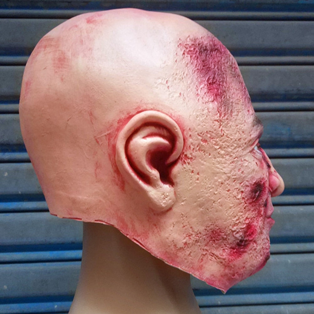 Halloween Scary Horrible Cosplay Zombie Full Face Mask