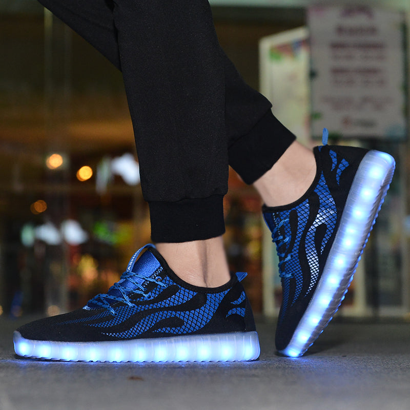 LED Casual Shoes