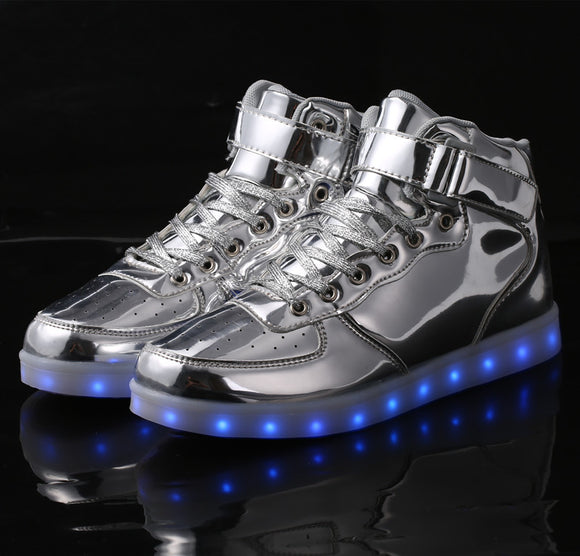 Surface LED Sneakers (Kids Only)