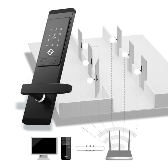 Security Smart WIFI Electronic Door Lock