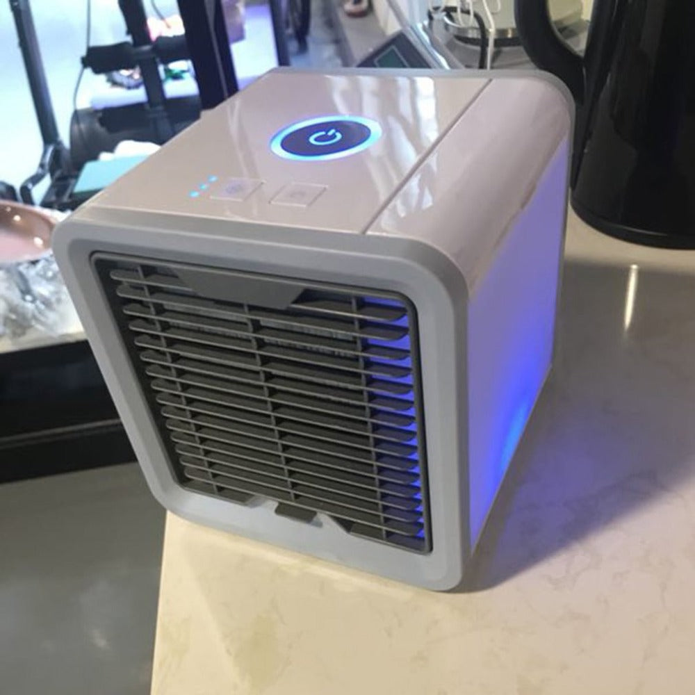 Portable Mini Air Conditioner Multifunction Cooling Fan