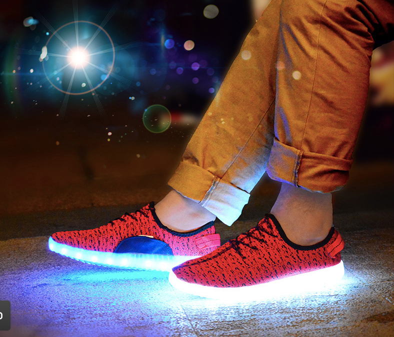 Limited Edition LED Shoes