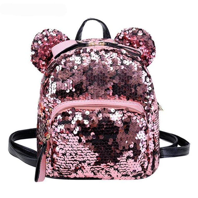 Shining Travel Sequins Backpacks