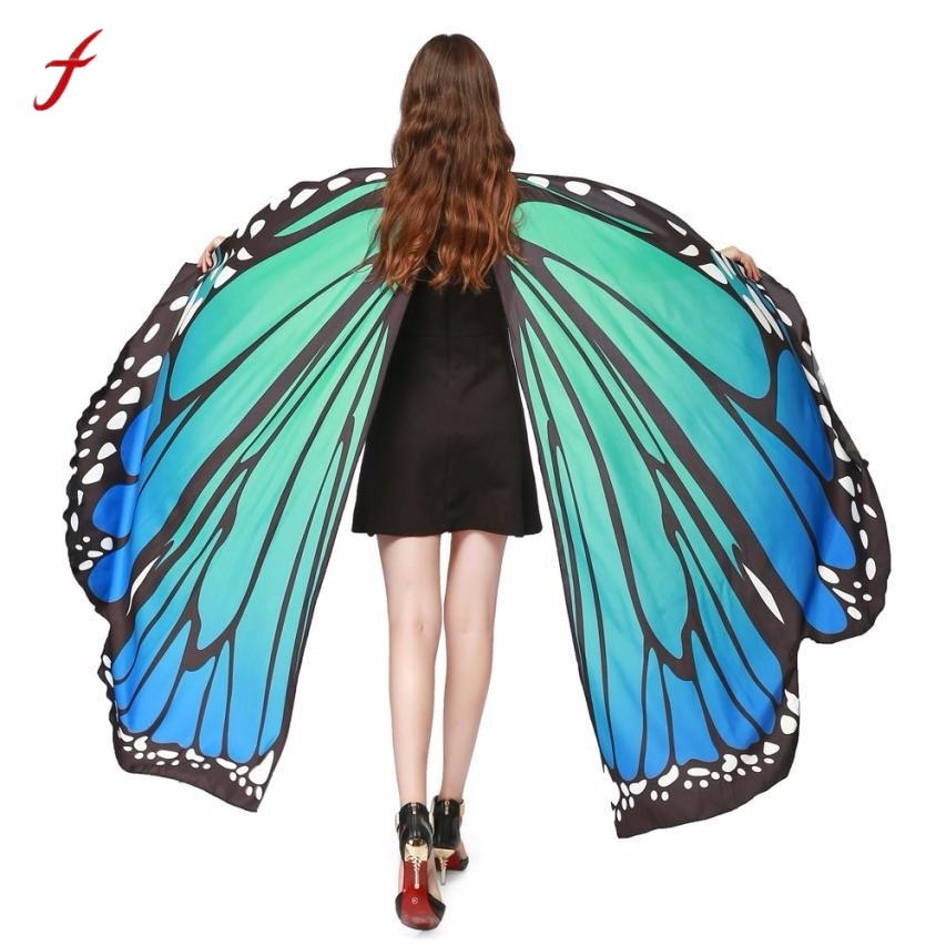 Butterfly Wings Shawl