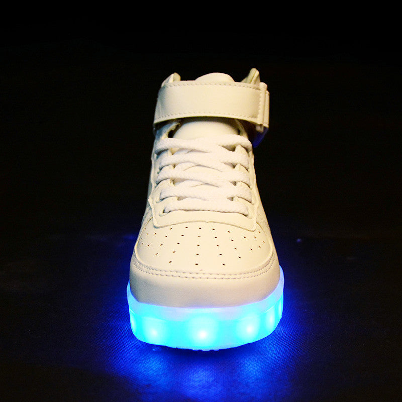 Light up Limited Edition sneakers