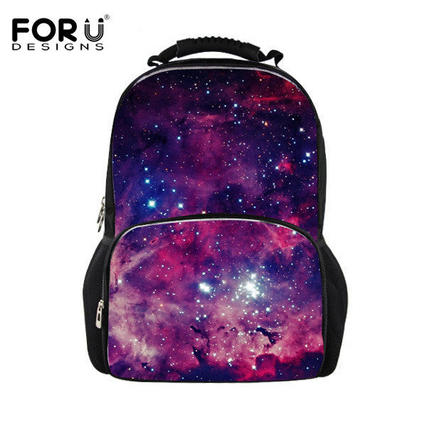 Galaxy Star Backpack Universe Space