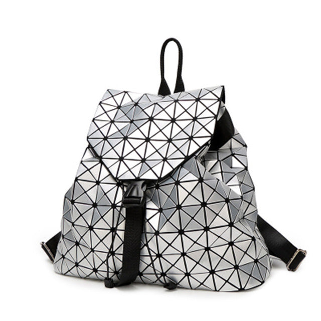 Geometry Reflective Bag