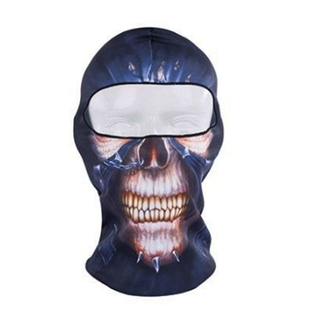 3D Winter Full Face Masks